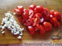 Фото приготовления рецепта: Овощное рагу вегетарианское - шаг №8