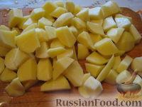 Фото приготовления рецепта: Овощное рагу вегетарианское - шаг №4
