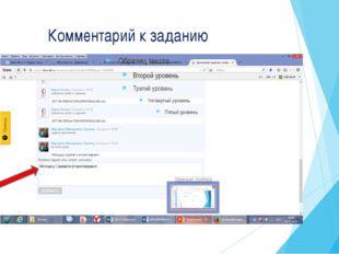 """Комментарий к заданию МБОУ """"Инсарская СОШ №2"""""""