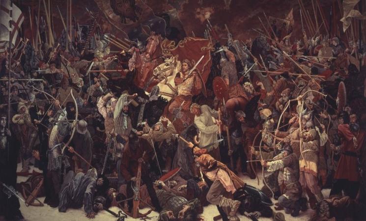 Присекин С - Кто к нам с мечом придет, от меча и погибнет - 1983