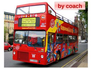 by coach