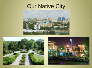 Our Native City