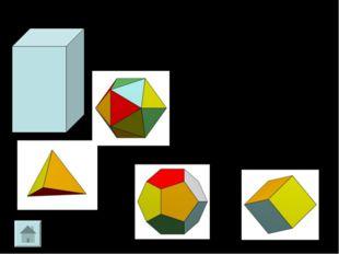 Многогранники Это тела, поверхности которых состоят из конечного числа многоу