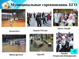 Муниципальные соревнования Кросс Наций Пробег Некрасово-Измоденово Лыжня Росс