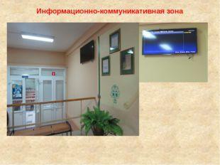 Информационно-коммуникативная зона