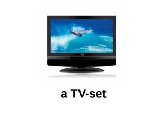 a TV-set