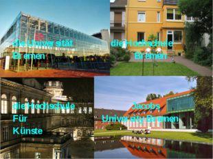 die Universität die Hochschule Bremen Bremen die Hochschule Jacobs Für Univer