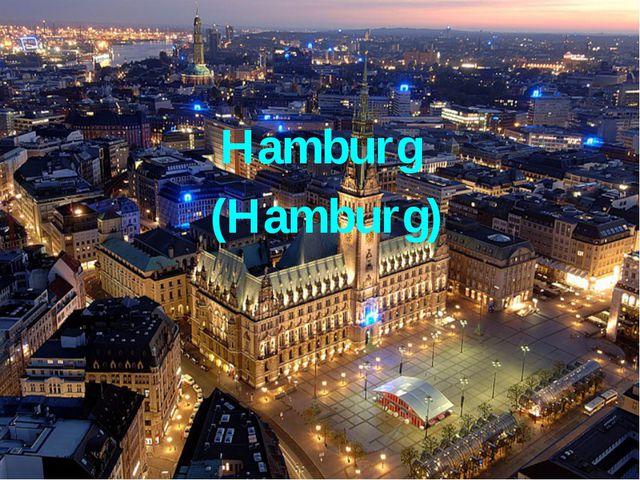 Hamburg (Hamburg)