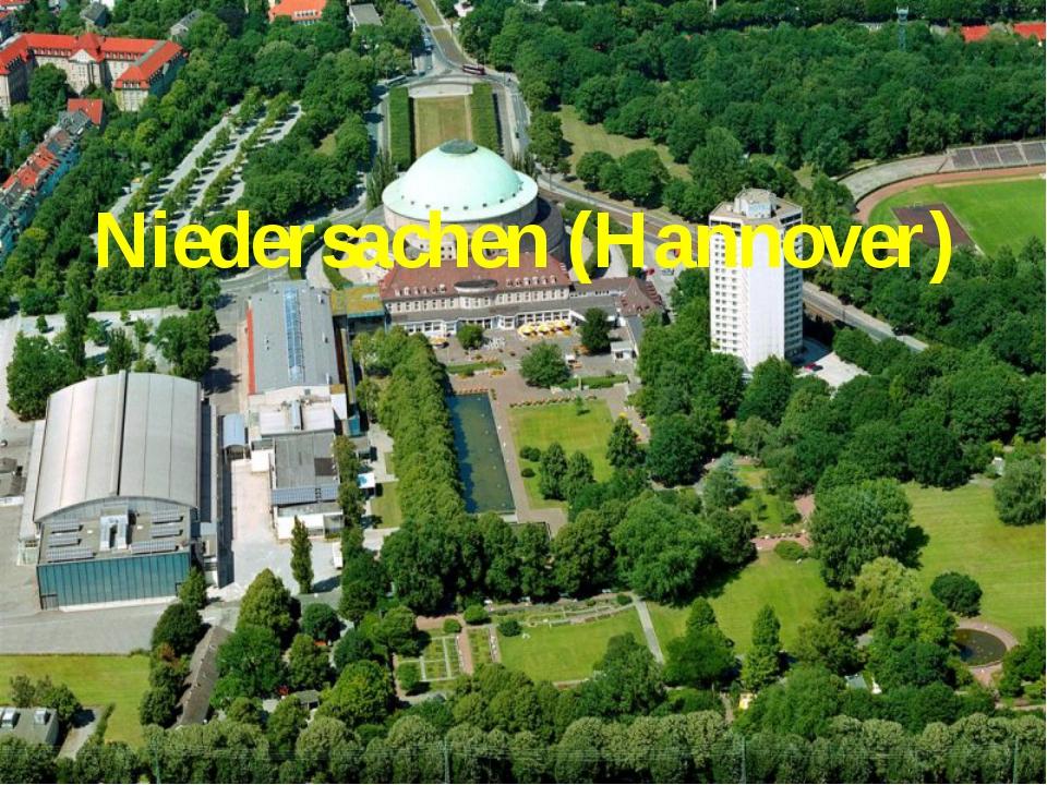 Niedersachen (Hannover)