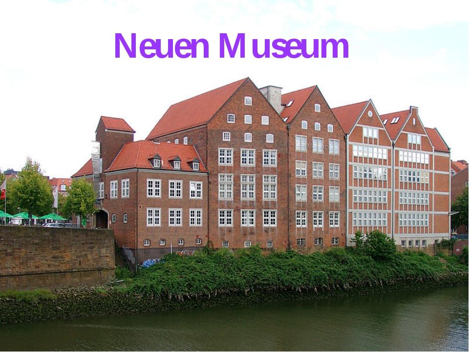 Neuen Museum