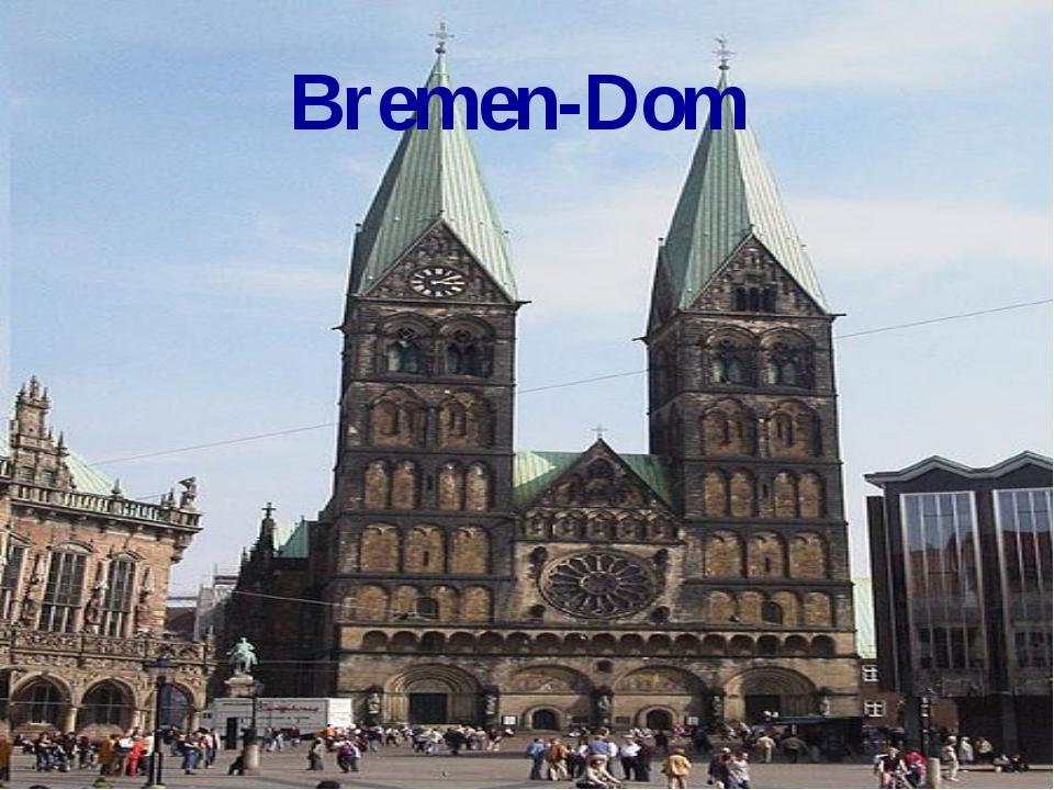 Bremen-Dom