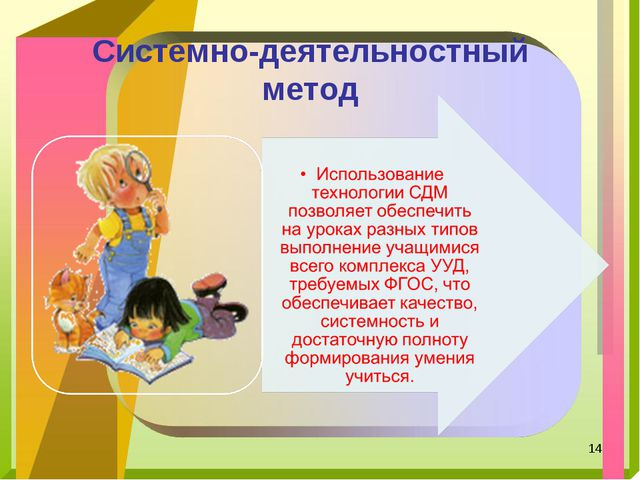Системно-деятельностный метод *