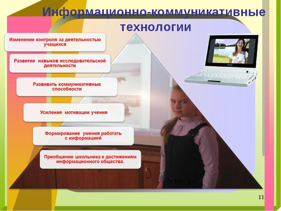 Информационно-коммуникативные технологии *