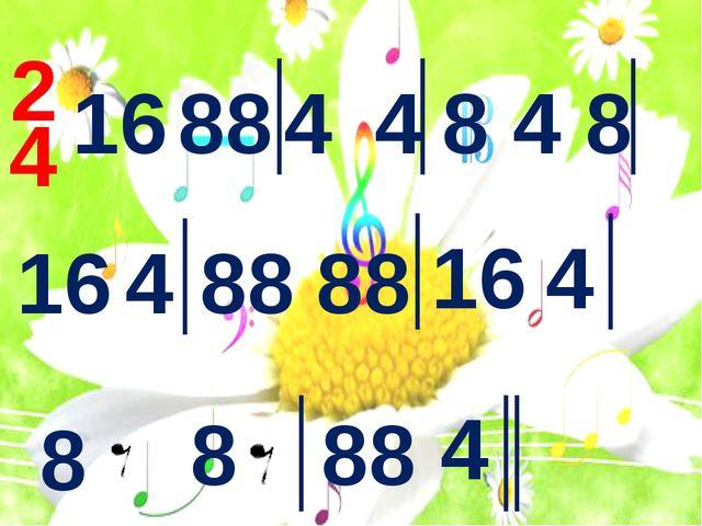 2 4 88 4 4 8 4 8 16 88 8 16 4 88 16 4 88 4 8