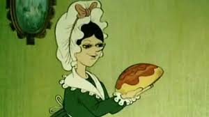 Картинки по запросу девочка которая наступила на хлеб картинки