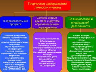 Профильное обучение (физико-технологический профиль); проектно-исследовательс