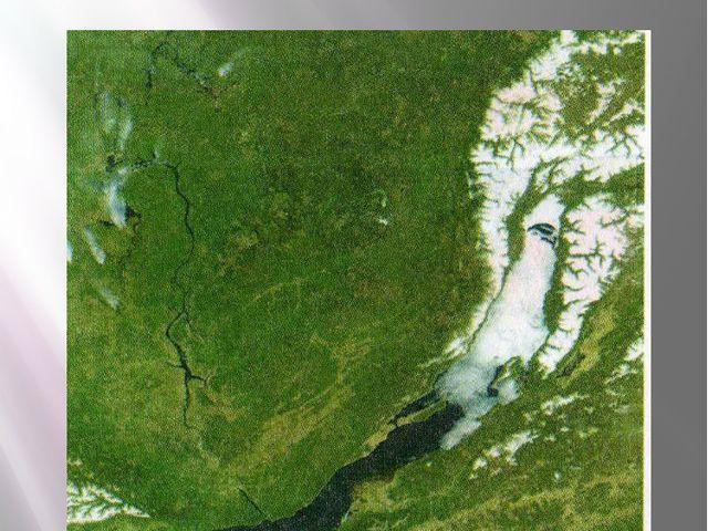 10. Назовите самое глубокое, чистое озеро в мире, которое вы видите на снимке.