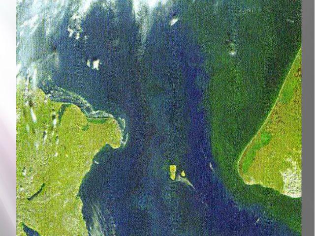 14. Назовите пролив и остров, на котором при желании Новый Год можно отметит...