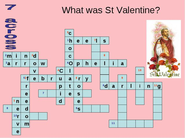 What was St Valentine?