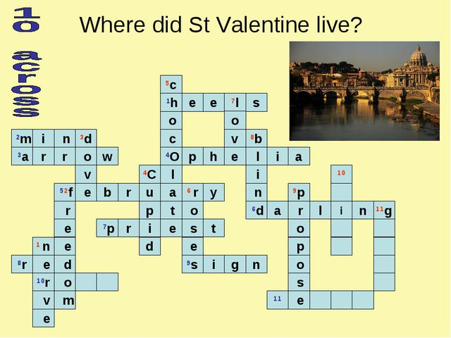 Where did St Valentine live?