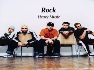 Rock Heavy Music