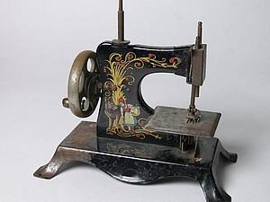 История создания швейной машинки | Ярмарка Мастеров - ручная работа, handmade