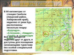 В 80 километрах от станции Санболи (Амурский район, Хабаровский край), не