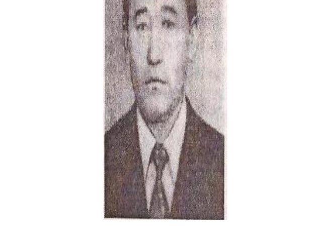Блиев Назарбай Қадырұлы 1935 жылы туылғын