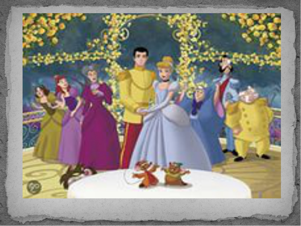 a character analysis of the movie cinderella