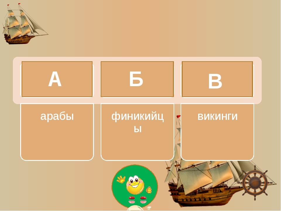 В древности Африку называли А Б В