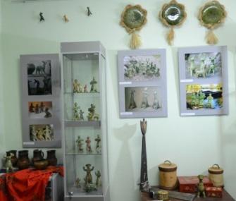 В Костроме открылся музей Петровской глиняной игрушки