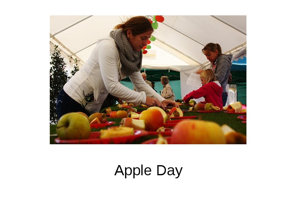 Apple Day