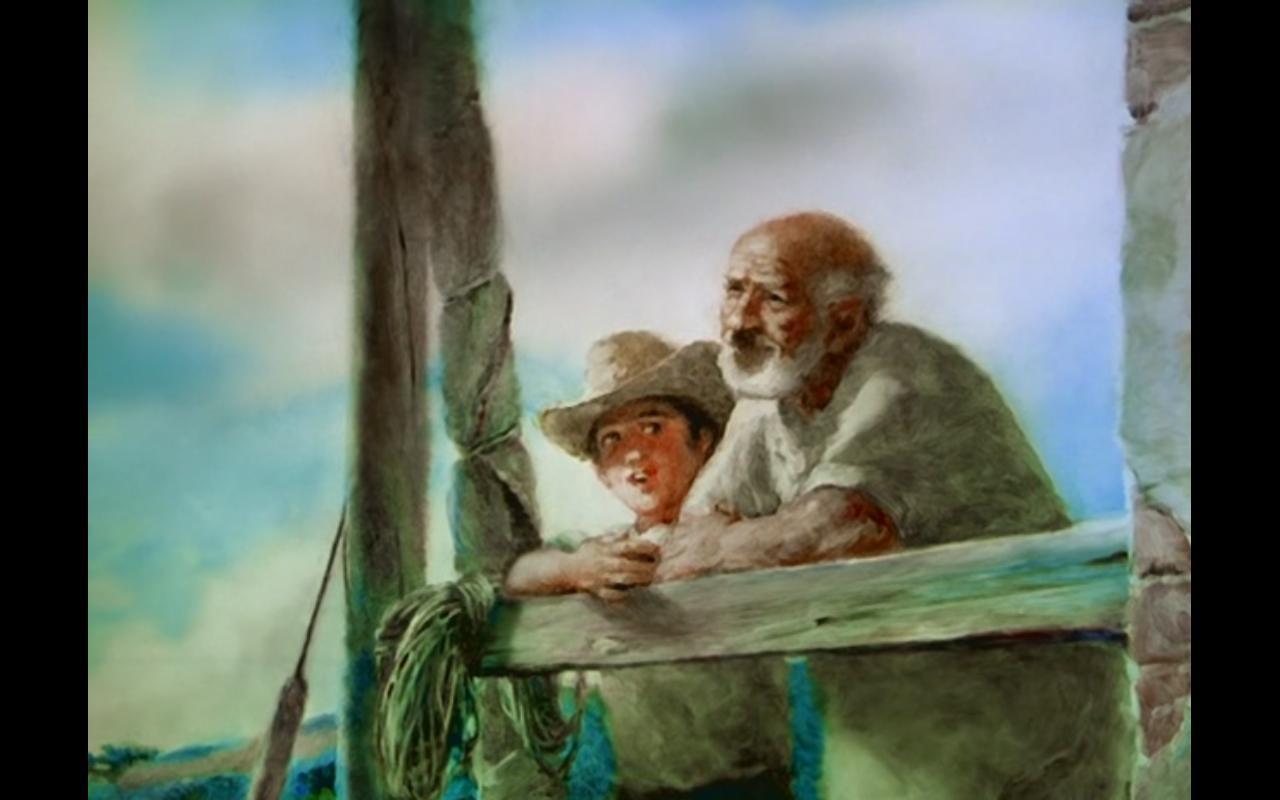 Александр Петров - Старик и море (The Old Man And The Sea) смотреть бесплатно хемингуэй старик и море отзывы - Особенные отзывы