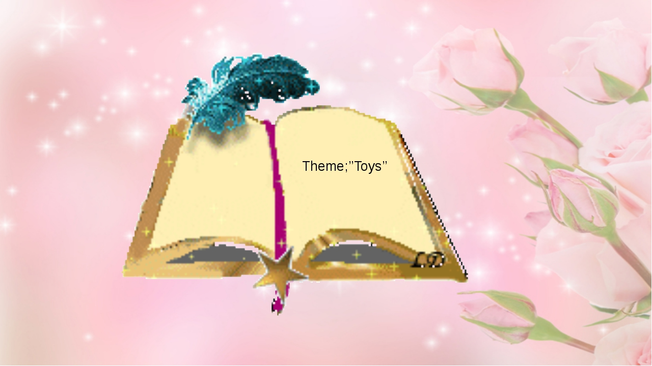 Theme;''Toys''