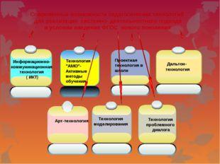 """Технология """"АМО""""- Активные методы обучения. Арт-технология Технология моделир"""
