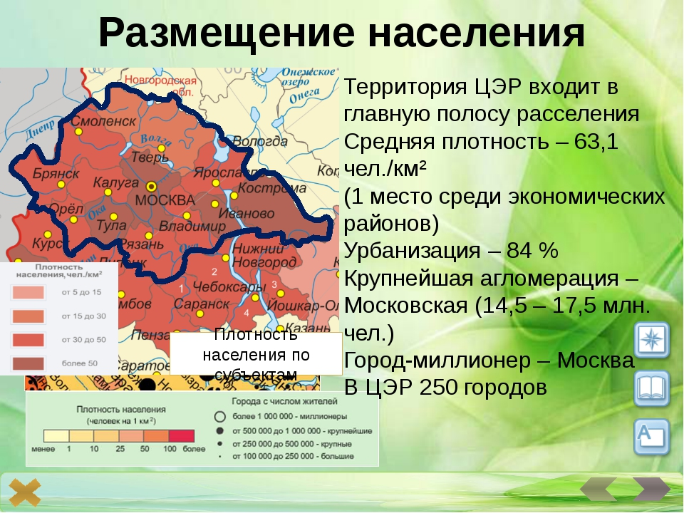 Национальный состав Национальный состав – однородный, преобладают русские рус...