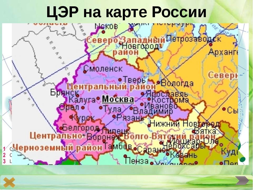 ЭКОНОМИКО-ГЕОГРАФИЧЕСКОЕ ПОЛОЖЕНИЕ вывод Центральный экономический район имее...