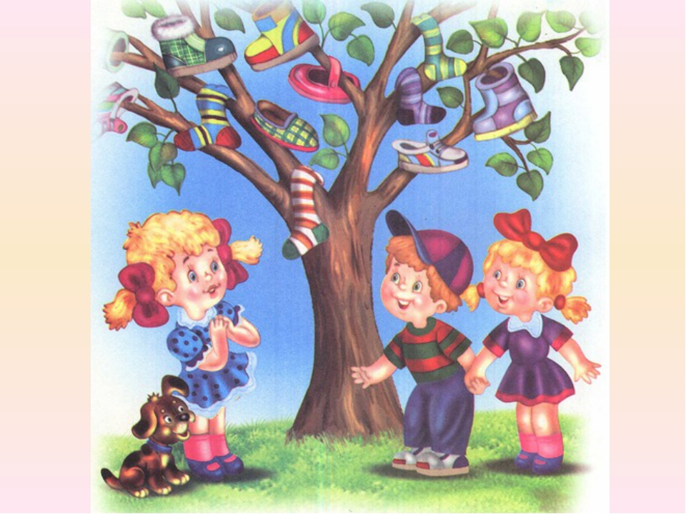 Картинки по сказке чуковского чудо дерево