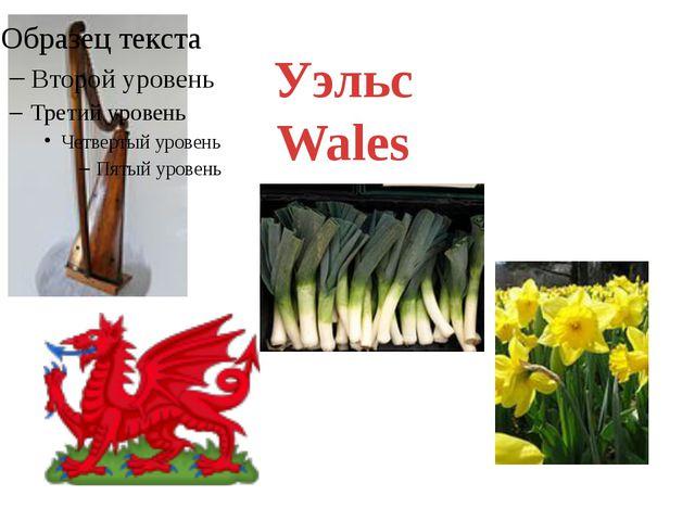 Уэльс Wales