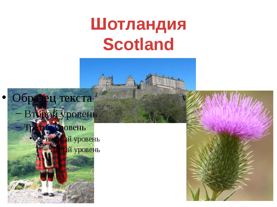 Шотландия Scotland