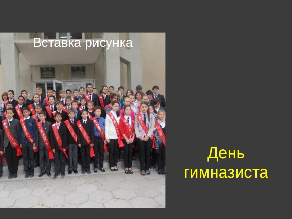 День гимназиста