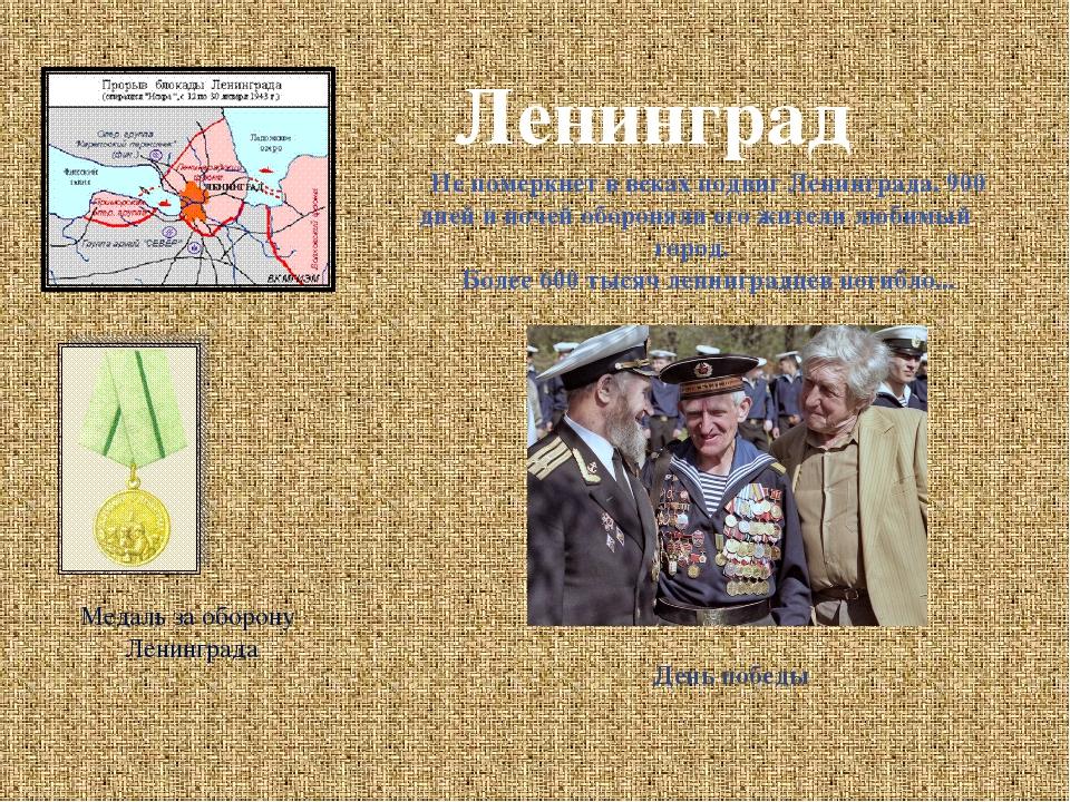 Медаль за оборону Ленинграда Ленинград Не померкнет в веках подвиг Ленинграда...