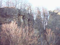 Скалы Серые Монастыри (Краснодарские столбы), Краснодарский край