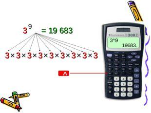 3 3 3 3 3 × × × × 3 9 3 × = 19 683 3 3 × × 3 × 3^9 19683.