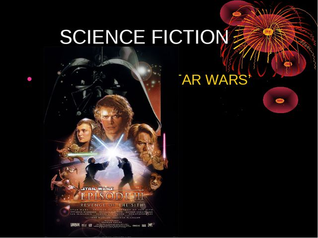 SCIENCE FICTION 'STAR WARS'
