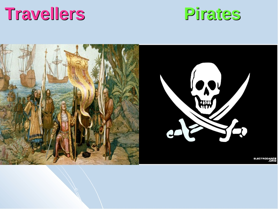 Travellers Pirates