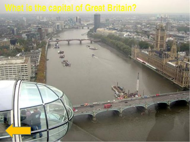 What colour is the Flag in Great Britain?