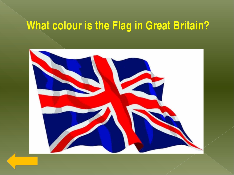 What colour are the English buses?