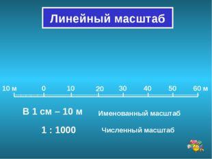 1 км – 1000 м 1 м – 100 см 1 км – 100 000 см При переводе численного масштаба