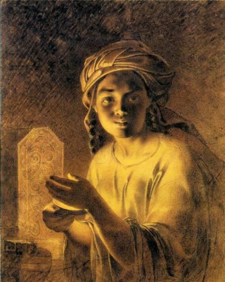 Молитва за померлими, 1856-1857